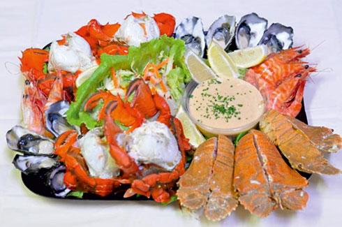 $75 Seafood Platter