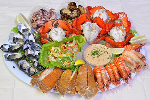 $95 Seafood Platter
